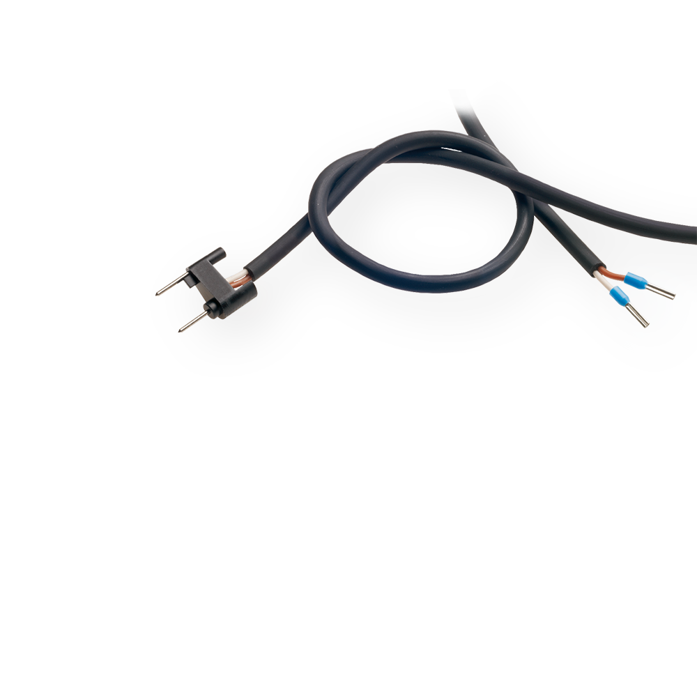 Connecting cable with plug connector 3020.1300B