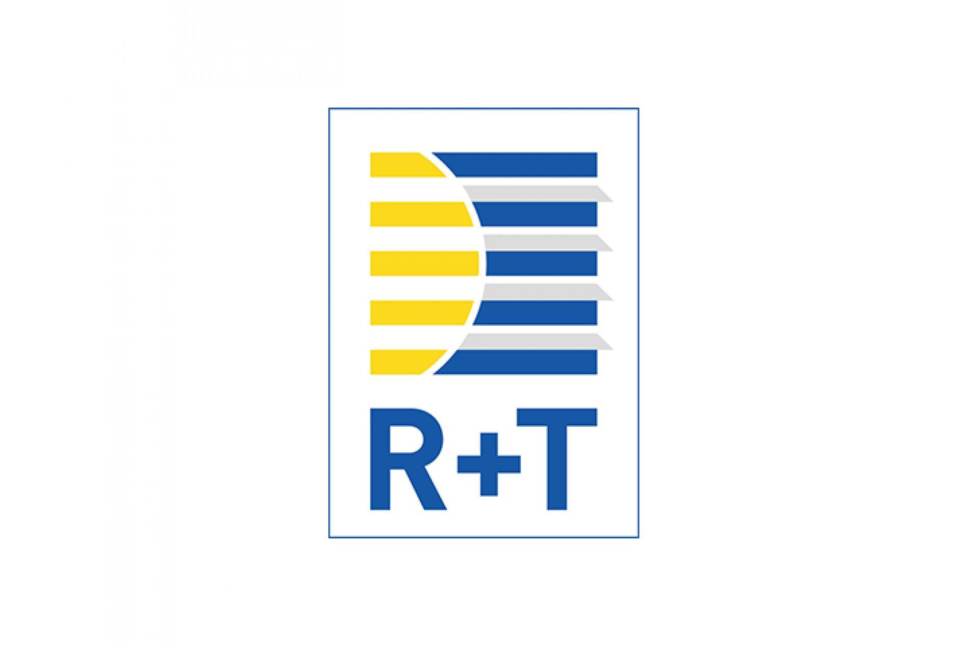 R+T Logo 4c